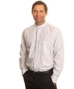 Reliant shirts Silver grey clerical shirts and accessories