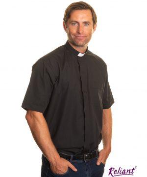 Mens clerical shirt